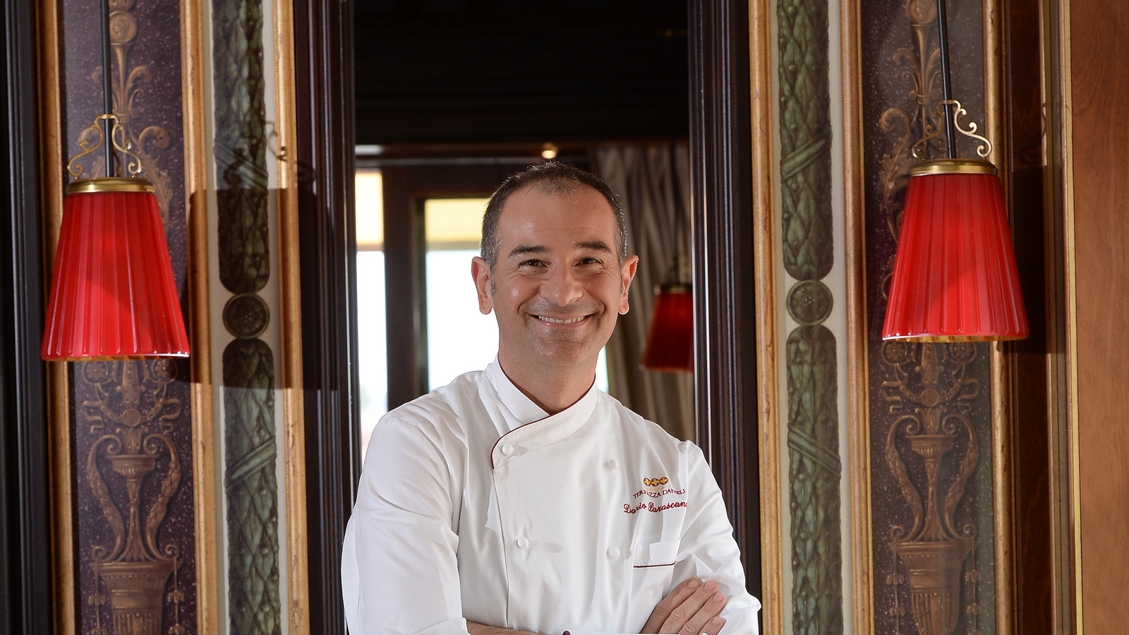 Executive Chef Dario Parascandolo at Hotel Danieli Venice