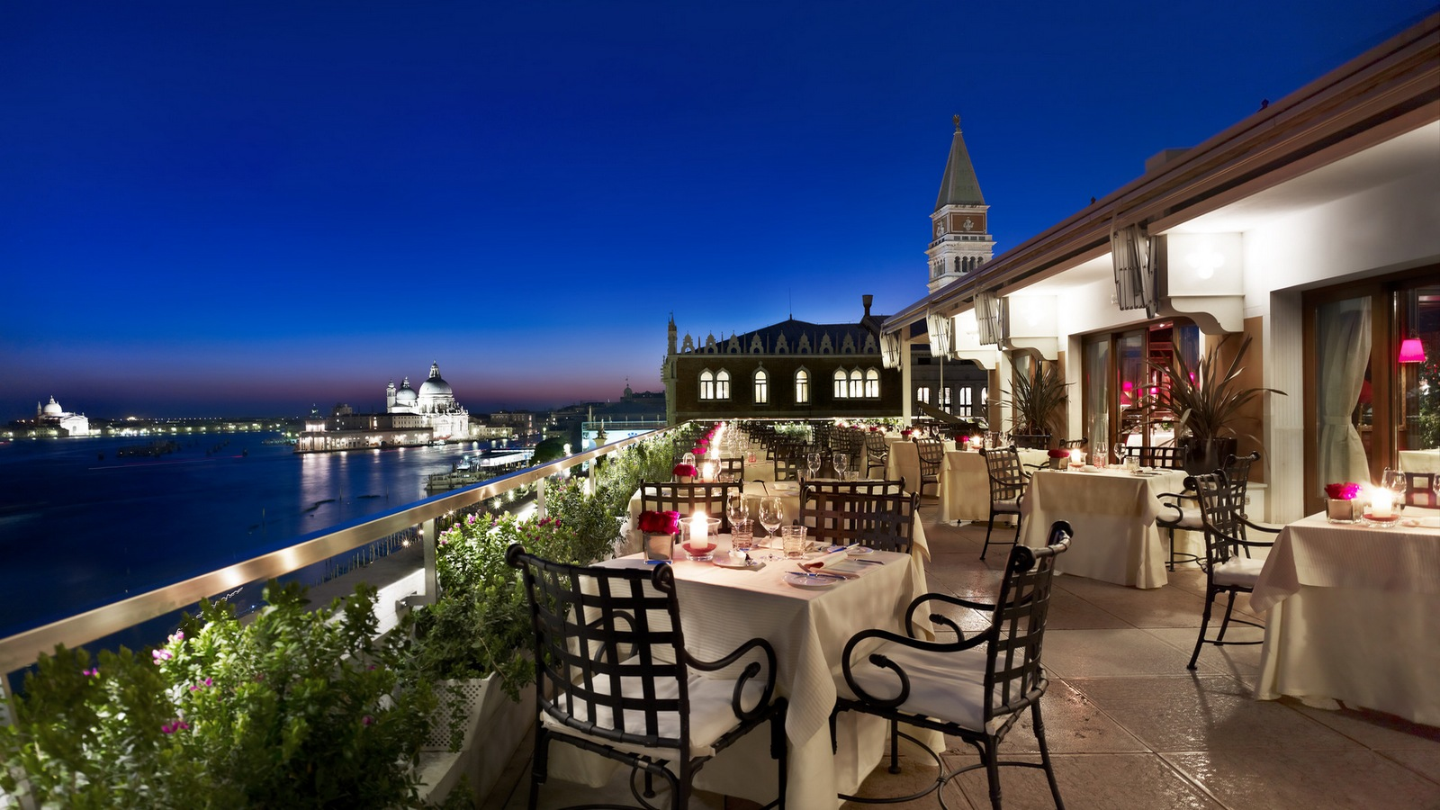 Restaurant terrazza danieli hotel danieli a luxury for Hotel the terrace
