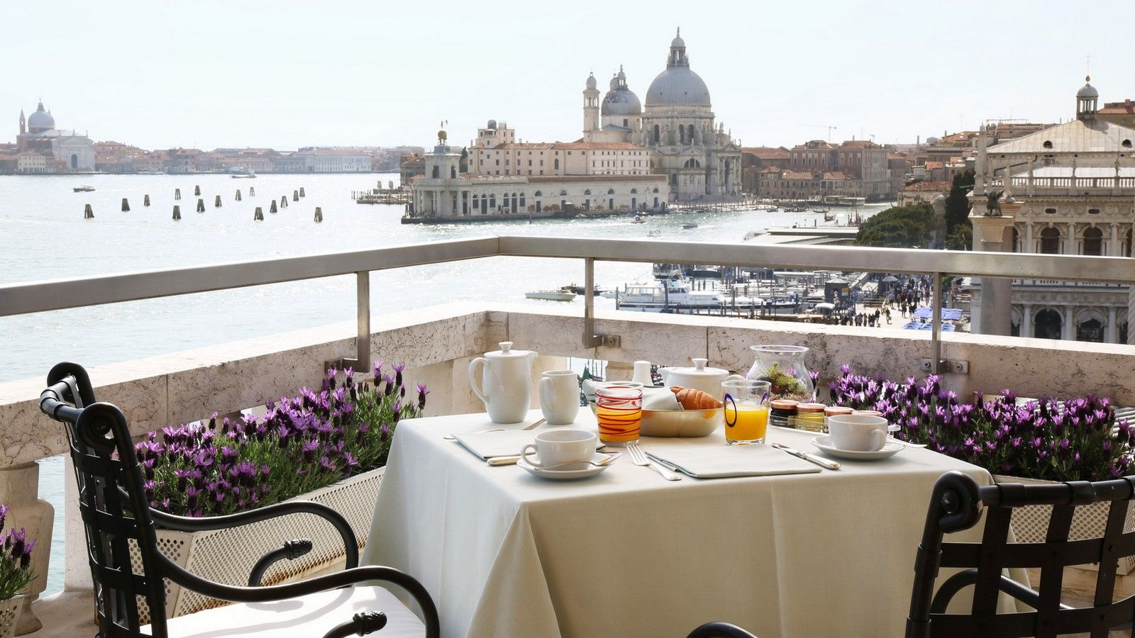 Gallery terrazza danieli for Breakfast terrace
